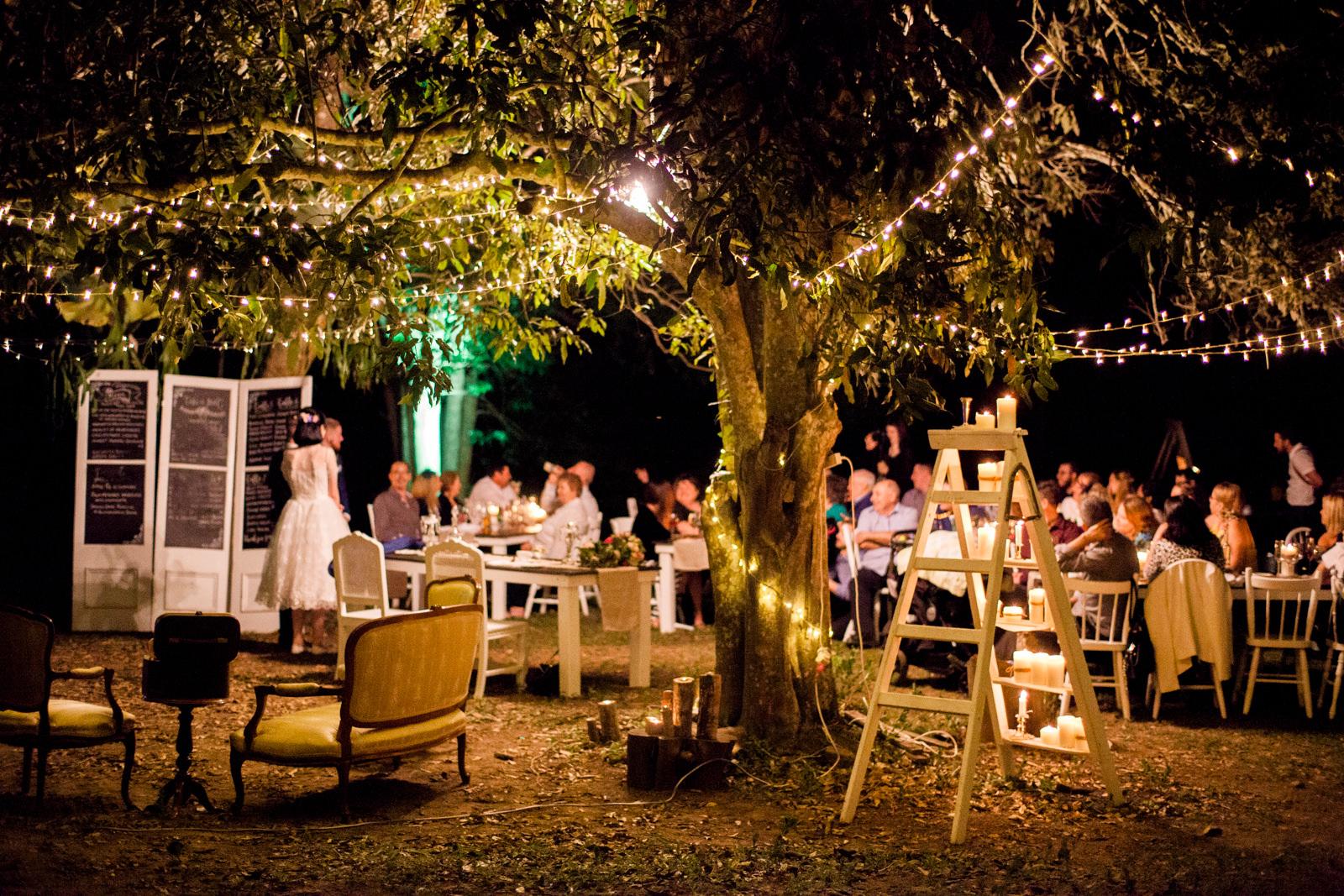 Garden Wedding Gold Coast