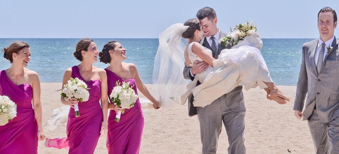 Four Must-Do's For A Beach Wedding Gold Coast